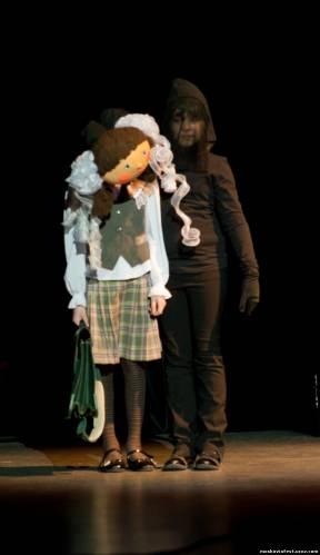 Театр кукол школы №367